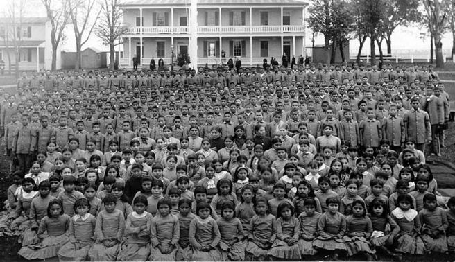 carlisle indian industrial school