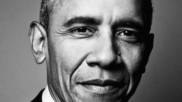 Obama-black-and-white